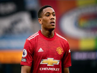 Wallpaper Anthony Martial