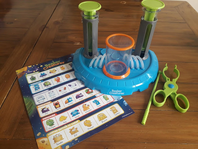 Beaker creatures super lab