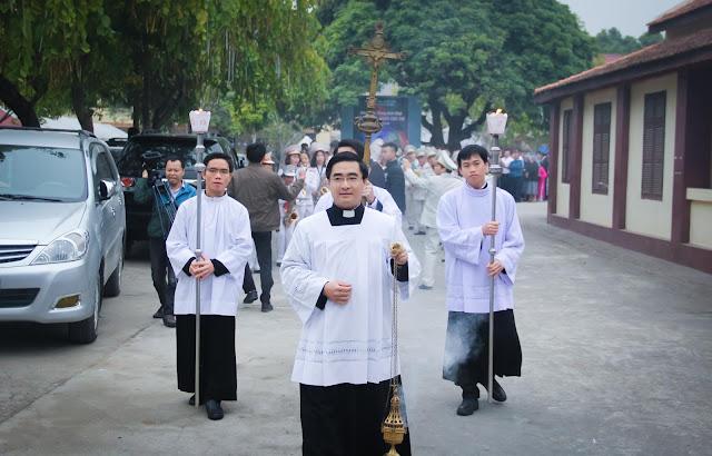 Lễ truyền chức Phó tế và Linh mục tại Giáo phận Lạng Sơn Cao Bằng 27.12.2017 - Ảnh minh hoạ 72