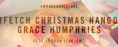 Your Accordingly invited to: Farfetch's Festive Google+ Hangout
