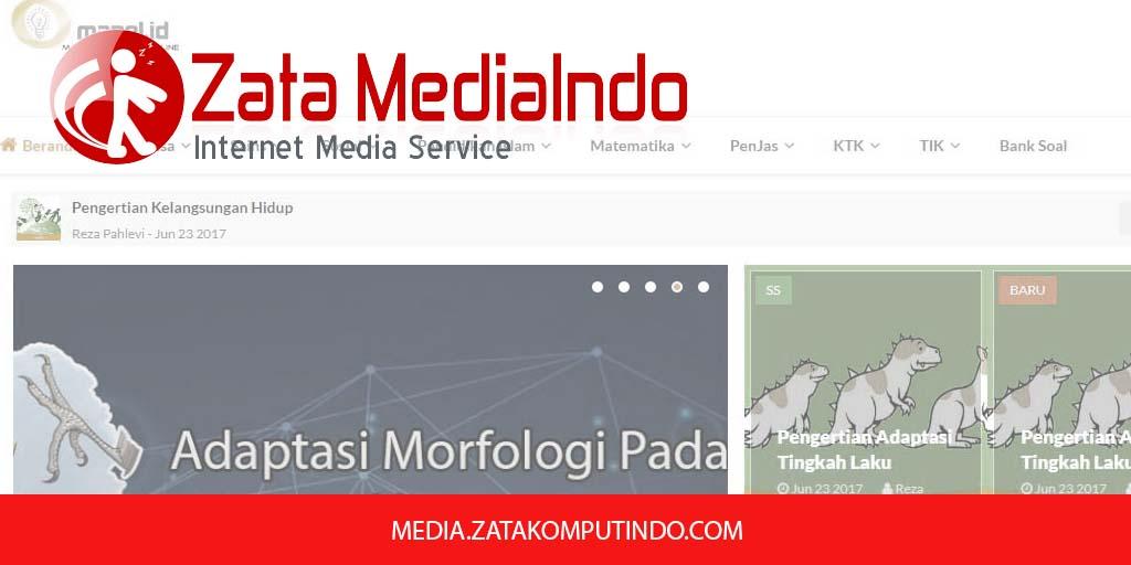 Media Partner MapelID