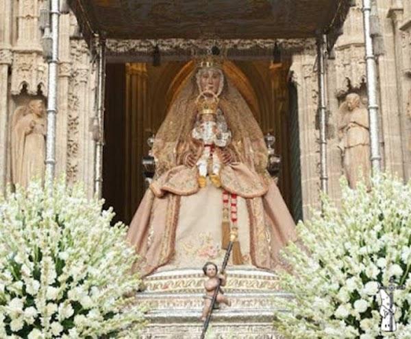La Asociación de Fieles de Nuestra Señora de los Reyes de Sevilla celebrará este año el 75 Aniversario del Patronazgo