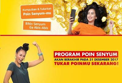 Tukar Poin Indosat