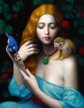 "Chie Yoshii - ""Reflection"" 