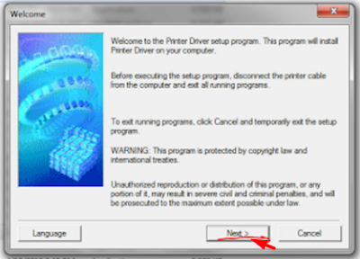 How To Install Driver Canon Pixma MG2555S