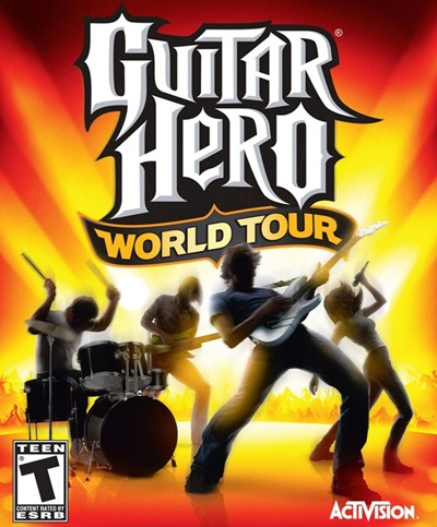 โหลดเกมส์ Guitar Hero World Tour