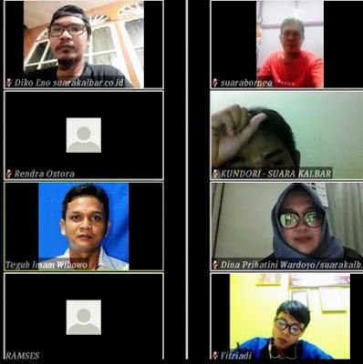 KPU - Bawaslu Diharapkan Libatkan Media Online untuk Sosialisasikan Pilkada