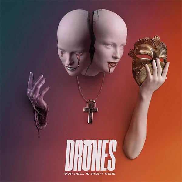 """Drones stream new song """"Josephine"""""""