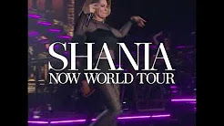 Shania Twain - NOW World Tour in BRAZIL 2018 (Official Announcement)