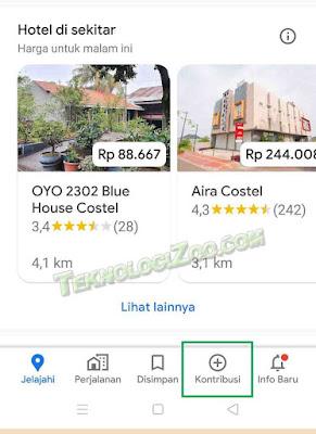 cara mendapatkan uang dari review google maps