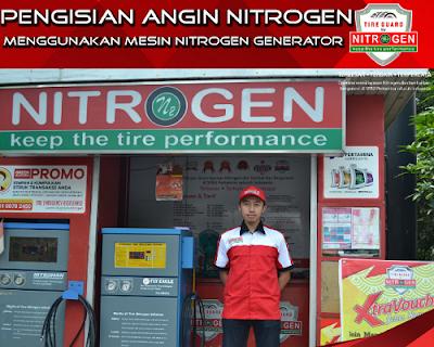 Kekurangan Angin Ban Nitrogen dan Cara Perawatannya