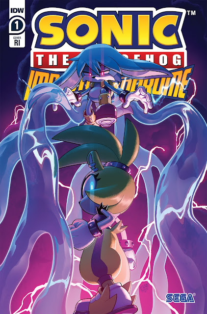 IDW's Sonic the Hedgehog New Imposter Syndrome Miniseries