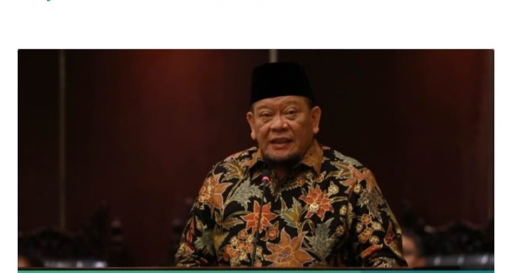 Semprot La Nyalla Soal Janji Politik, Dai Papua: Baru Dilantik Pikirannya Nggarong!