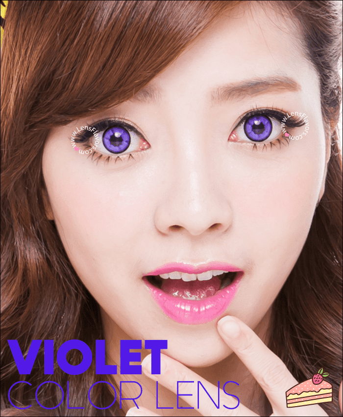 vassen cloud nine violet colored contacts