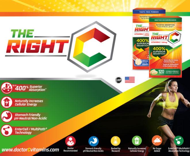 THE RIGHT C Vitamin Capsule