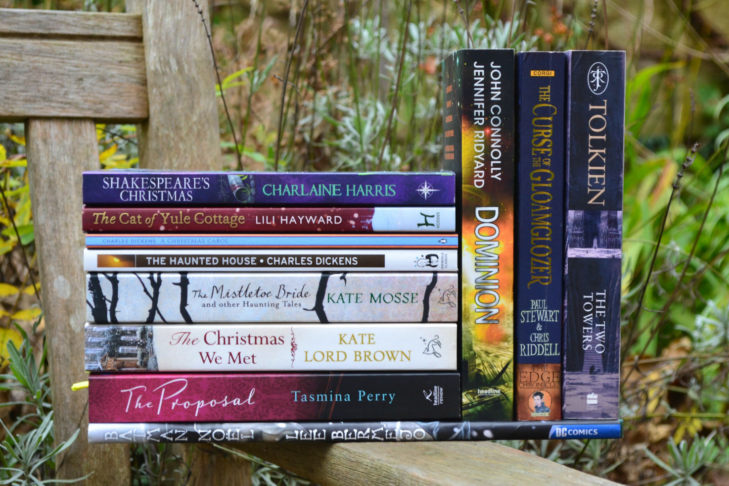 My Winter TBR: Pre-Christmas Edition!