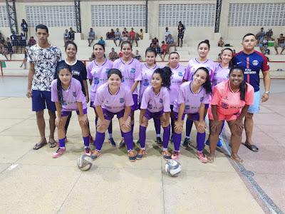 PSG vence Torneio Feminino de Futsal