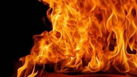 Tűz ütött ki egy recski házban