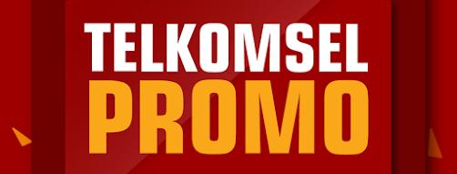 Pulsa Telkomsel Promo Termurah