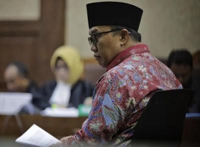 Jejak Kasus Imam Nahrawi hingga Divonis 7 Tahun Penjara