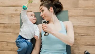 كيفية إنقاص الوزن أثناء الرضاعة الطبيعية
