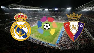 Реал Мадрид – Осасуна смотреть онлайн бесплатно 25 сентября 2019 прямая трансляция в 22:00 МСК.