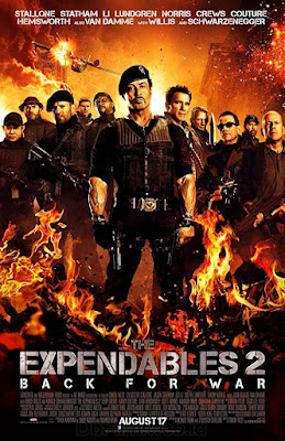 `Sinopsis film The Expendables 2 (2012)