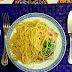 #MarinaCocina: Espaguetis con salmón y espárragos al papillote