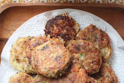 Salmon Quinoa Potato Patties - A meal іn one
