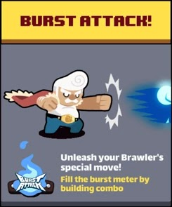 Brawl Quest: Burst Attacks