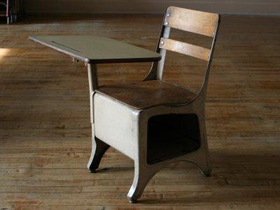 sassabs Vintage school desks