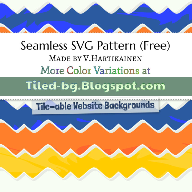repeating colorful background vector svg