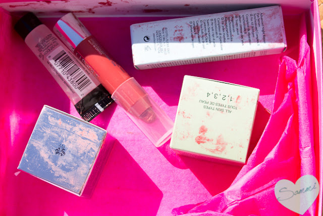 Birchbox: October 2015 Power Pose Box Review