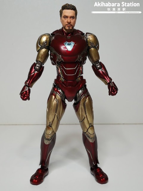 S.H.Figuarts Iron Man Mk 85 Final Battle Edition de Avengers: End Game - Tamashii Nations