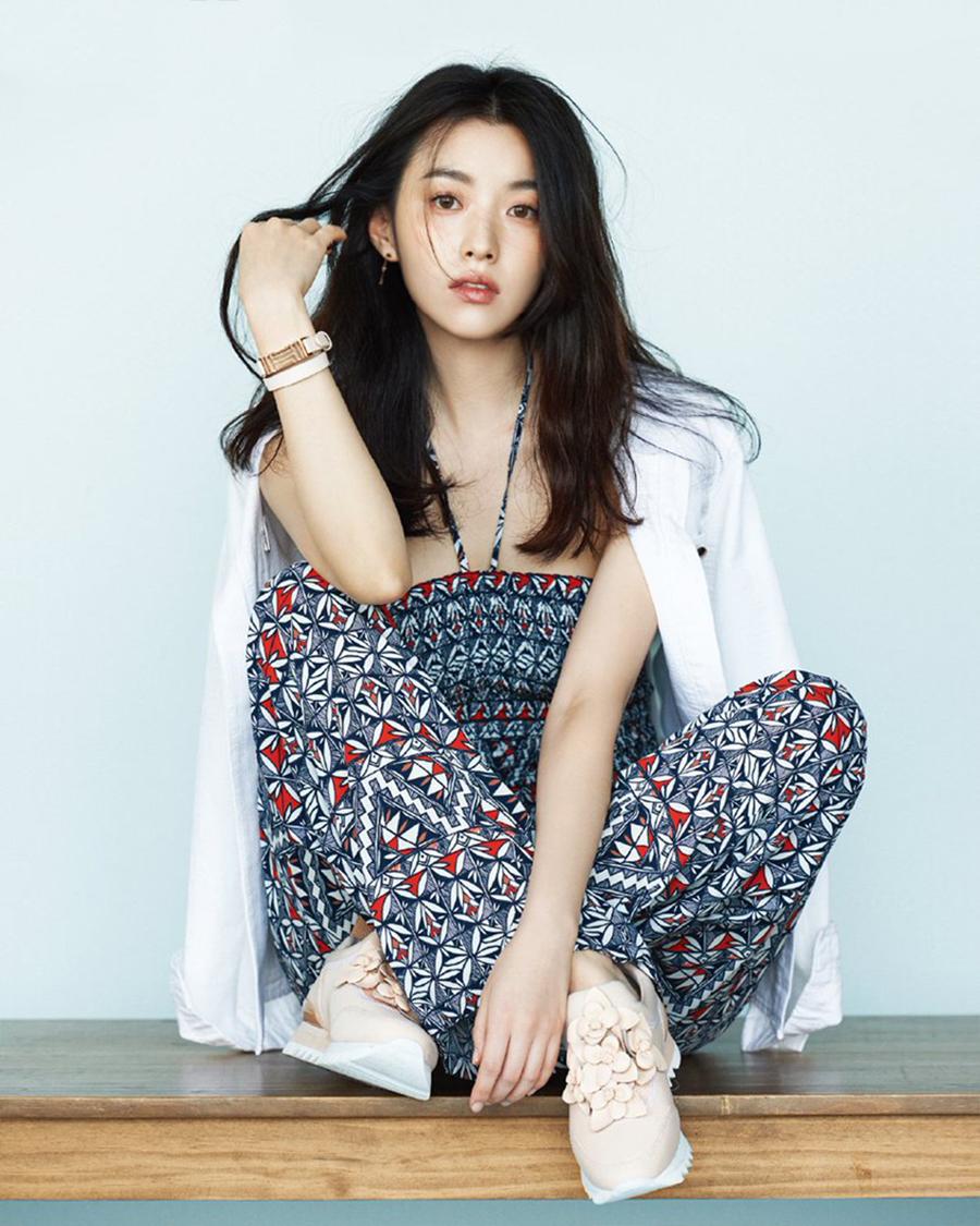 Han Hyo-joo cewek manis dan seksi Han Hyo-joo