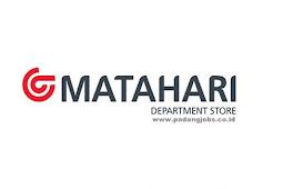 Lowongan Kerja Padang PT. Matahari Department Store Tbk Oktober 2019