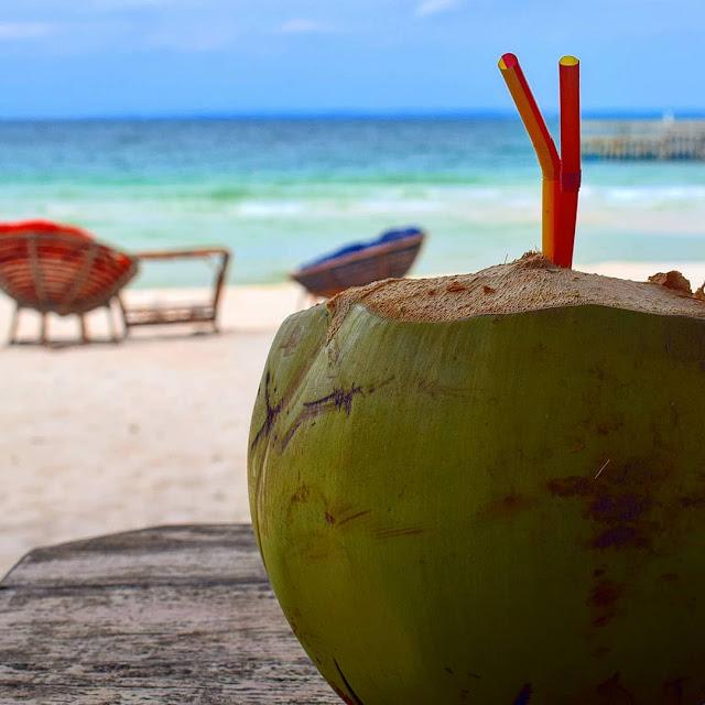 Khasiat minum air kelapa muda selama 7 hari