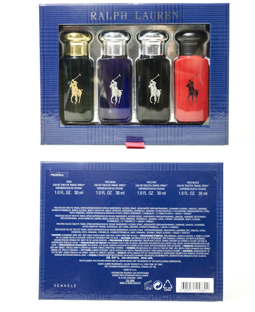 Ralph Lauren Polo Collection Set