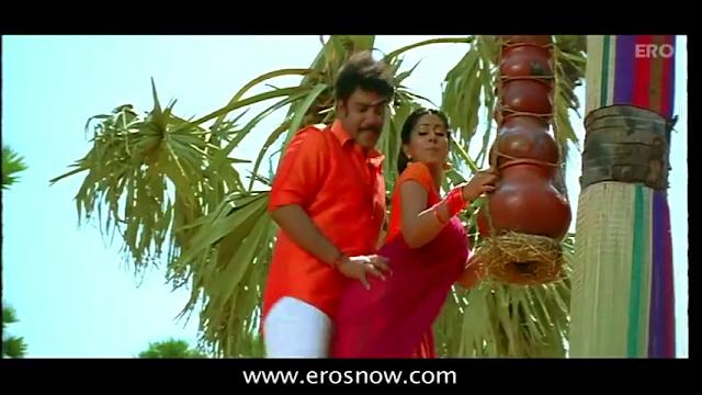 INDIAN ACTRESS: Sneha Tamil Movie Murattu Kaalai Boobs