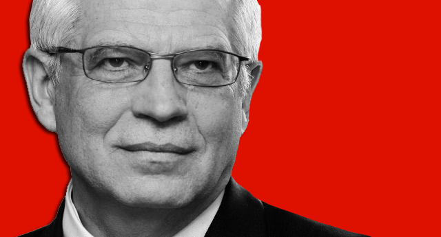 Se confirma a Borrel como candidato del PSOE a las elecciones europeas