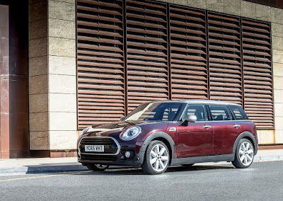 2016 MINI Clubman hd picture