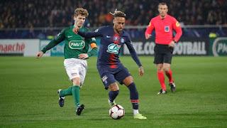 PSG - GuingampCanli Maç İzle 09 Ocak 2019