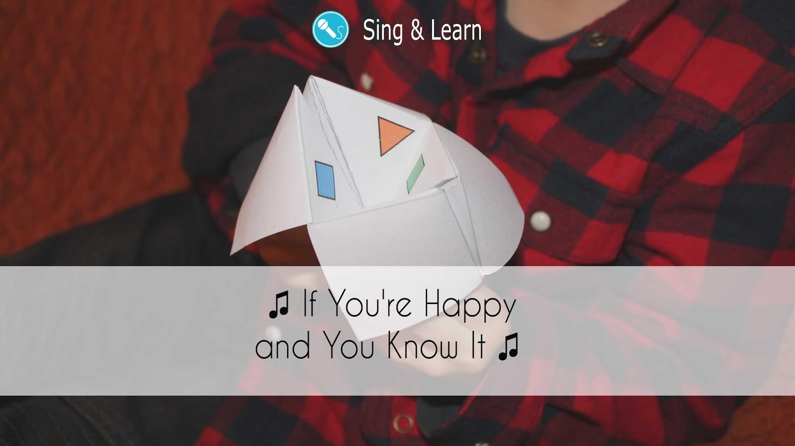 High Five Family famille bilingue apprendre anglais chanson