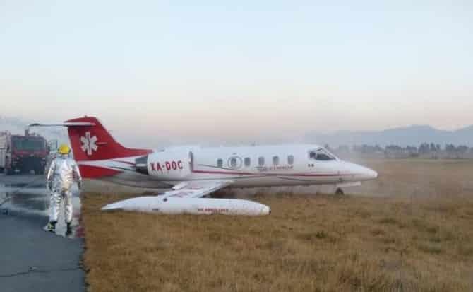 Aeropuerto, vuelo, emergencias