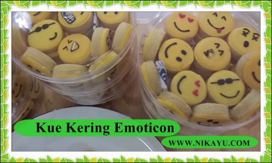 Usaha Kue Kering Emoticon Raup Ratusan Juta,  Ini Caranya