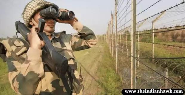india pakistan border jammu kashmir