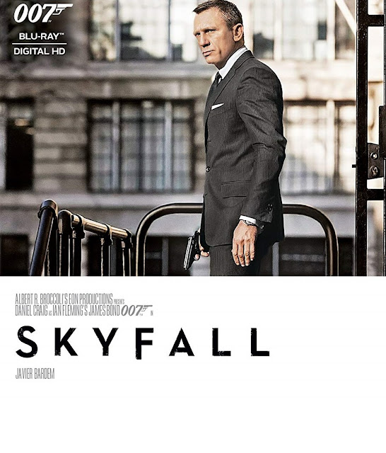 New on DVD & Blu-ray This Week Skyfall
