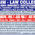 Faculty (Law) post at DGIM Law College, Faridabad - last date 14/05/2019