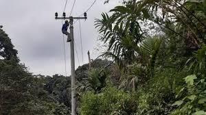 Hore! 6 Dusun Terpencil di Taput Kini Nikmati Listrik 24 Jam Sehari