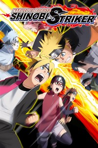 Jogo Naruto To Boruto: Shinobi Striker  [Xbox One]